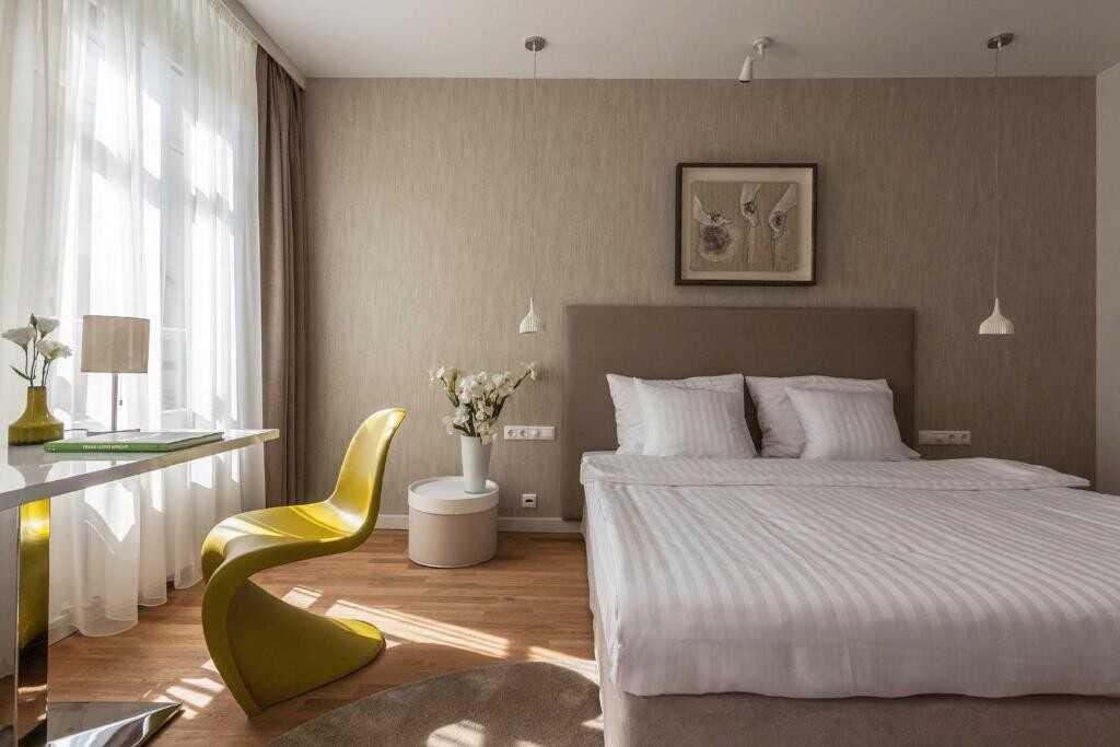 hebergements budapest hotel casati