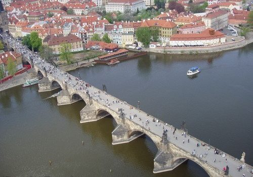 Pont Charles Karluv Most - Prague