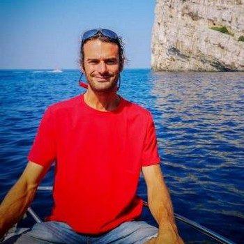 David-Maksan-skipper-dans-les-îles-Kornati
