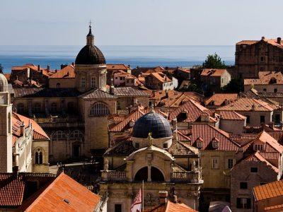 Dubrovnik église saint Basile autres monuments