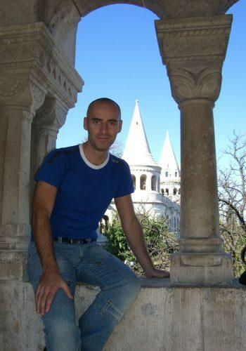 Jean christophe accompagnateur touristique à Budapest