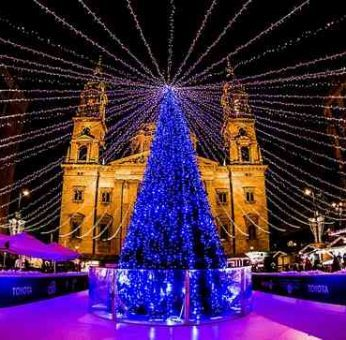 Noel à Budapest