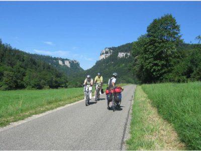 cyclotourisme en Allemagne