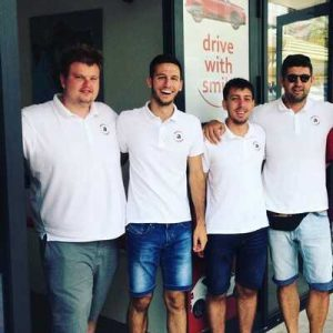equipe avax rent a car croatie