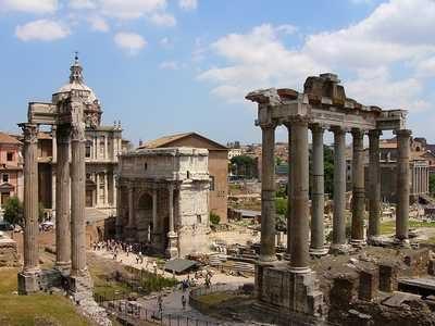 rome récit de voyage