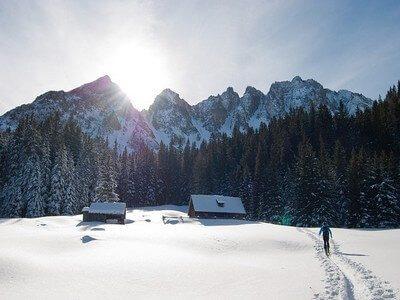 triebental séjour neige